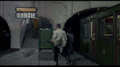 シャレード・降りた駅