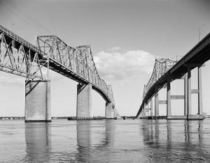 フィラデルフィア・エクスペリメント 鉄橋