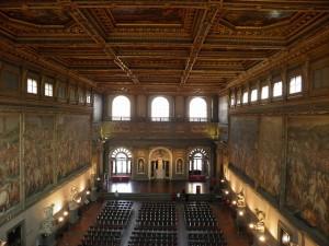 Palazzo Vecchio - Salone dei Cinquecento