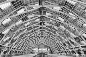 No. 3 Covered Slip, Chatham Historic Dockyard