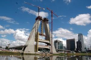 Ponte Octávio Frias de Oliveira (建設中)